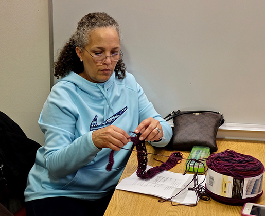 Pro-Life Crochet and Knitting Circle - Jan 28, 2018 1 - 1