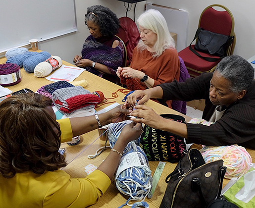 Pro-Life Crochet and Knitting Circle - Jan 28, 2018 10 - 1