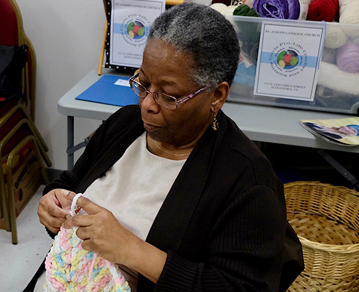 Pro-Life Crochet and Knitting Circle - Jan 28, 2018 2 - 1