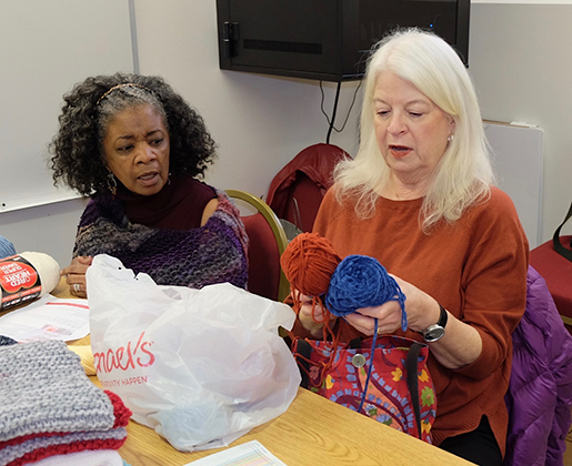 Pro-Life Crochet and Knitting Circle - Jan 28, 2018 3 - 1