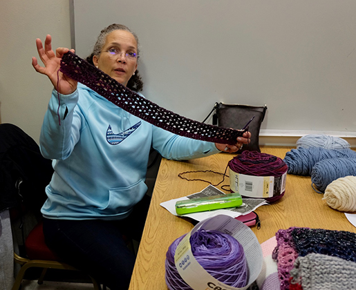Pro-Life Crochet and Knitting Circle - Jan 28, 2018 5 - 1