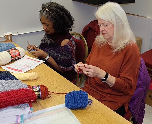 Pro-Life Crochet and Knitting Circle - Jan 28, 2018 6 - 1